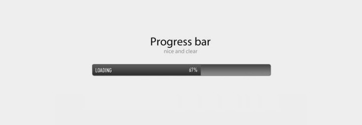 AJAX PHP progress no polling